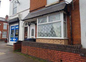 Thumbnail 3 bed terraced house for sale in Kingsley Road, Balsall Heath, Birmingham