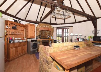 Thumbnail 3 bed semi-detached house for sale in Breach Lane, Lower Halstow, Sittingbourne, Kent