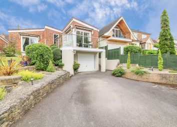Thumbnail 3 bed detached bungalow for sale in Foxcotte Road, Andover