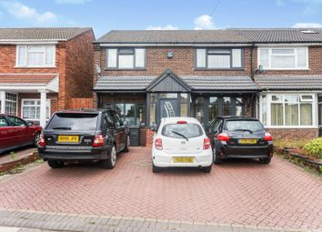 4 bed semi-detached house for sale in Bucklands End Lane, Hodge Hill, Birmingham B34