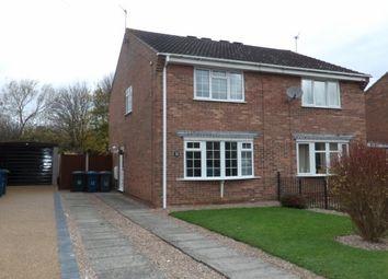 Thumbnail 2 bed property to rent in Milburn Grove, Bingham, Nottingham