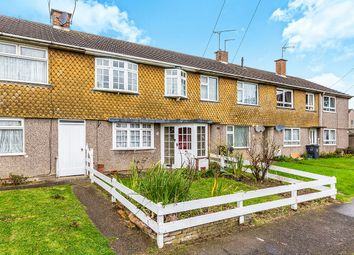 Thumbnail 3 bed terraced house to rent in Forbes Close, Glenfield, Leicester