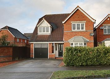 Thumbnail 4 bed detached house for sale in Lowerdale, Elloughton, Brough