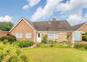 Thumbnail 3 bed detached bungalow for sale in Aveland Road, Ketton, Stamford