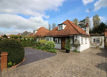Thumbnail 4 bedroom detached bungalow for sale in Whitehouse Avenue, Borehamwood, Hertfordshire