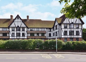 Thumbnail 3 bed flat for sale in Queens Close, Lammas Lane, Esher