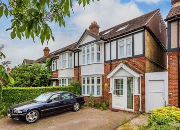 Thumbnail 5 bed property for sale in Kenley Road, Merton Park