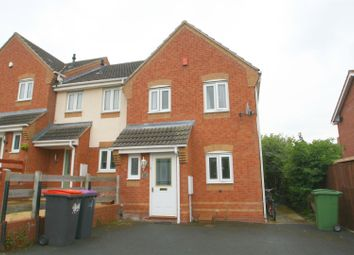 Thumbnail 3 bedroom terraced house to rent in Bishops Walk, Donnington Wood, Telford