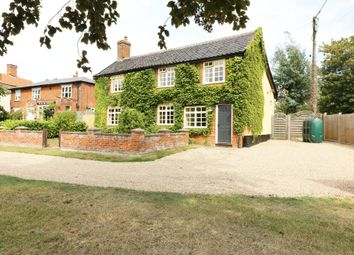 Thumbnail 3 bed detached house for sale in Common Road, Shelfanger, Diss