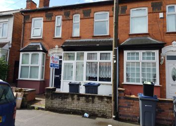 Thumbnail 2 bed terraced house to rent in Boscombe Road, Birmingham