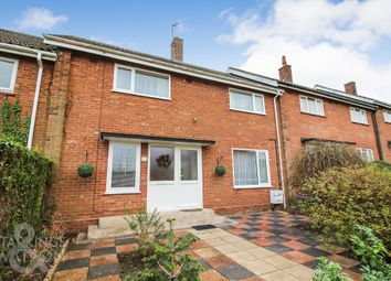 Thumbnail 3 bed terraced house for sale in Manor Road, Bungay