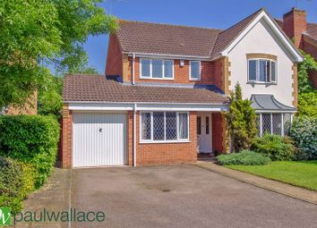 Thumbnail 4 bed detached house for sale in Alamein Close, Broxbourne