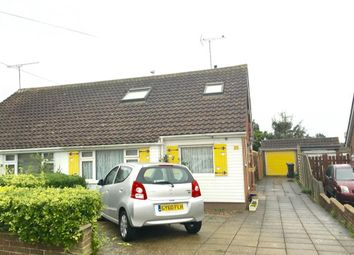 Thumbnail 2 bed semi-detached house for sale in Moorfoot Road, Durrington, Worthing