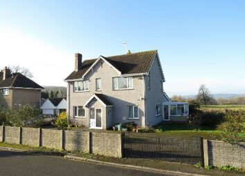 Thumbnail 4 bed detached house for sale in Knapps Drive, Winscombe