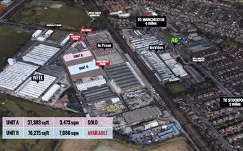 Thumbnail Light industrial for sale in Discovery Park, Crossley Road, Stockport, Cheshire