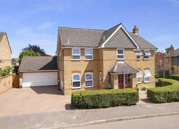 Thumbnail 5 bed detached house for sale in Roeburn Crescent, Emerson Valley, Milton Keynes, Bucks