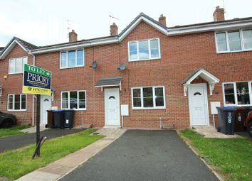 Thumbnail 2 bed terraced house to rent in Lorena Close, Biddulph, Stoke-On-Trent