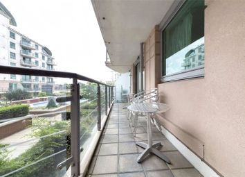 Thumbnail 2 bed flat for sale in Bridge House, St George Wharf