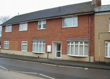 Thumbnail 2 bed flat to rent in High Street, Long Buckby, Northampton