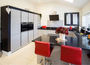 Thumbnail 5 bed detached house for sale in Croft Park, Carlisle
