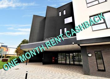 Thumbnail Studio to rent in London Road, Crawley