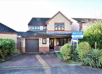 Thumbnail 4 bed detached house for sale in Pheasant Close, Thurston, Bury St. Edmunds