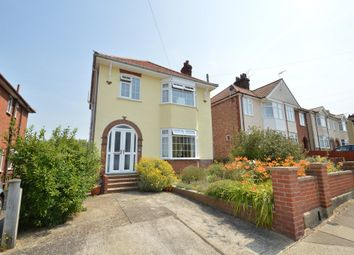 Thumbnail 3 bed detached house for sale in Westholme Road, Ipswich
