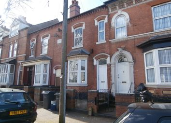 Thumbnail 4 bed terraced house to rent in Stamford Road, Handsworth, Birmingham