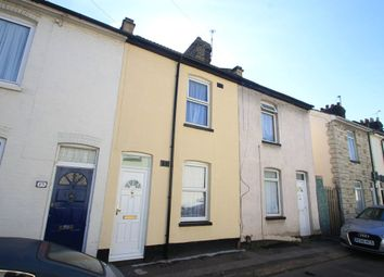 Thumbnail 2 bed terraced house for sale in Smith Street, Strood, Kent
