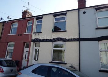 Thumbnail 2 bed terraced house to rent in Agincourt Street, Newport, Newport.