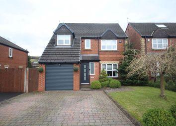Thumbnail 4 bedroom detached house for sale in Shottwood Fold, Littleborough