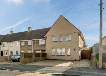 Thumbnail 3 bed end terrace house for sale in Dorchester Road, Gravesend