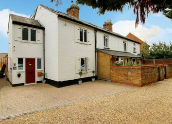 Thumbnail 3 bed terraced house for sale in Pooleys Lane, North Mymms, Hatfield