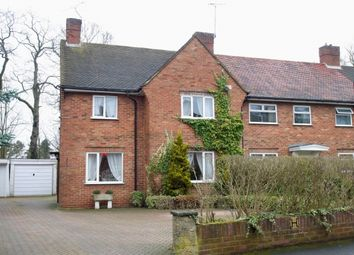 Thumbnail 3 bed semi-detached house for sale in The Crescent, Sevenoaks