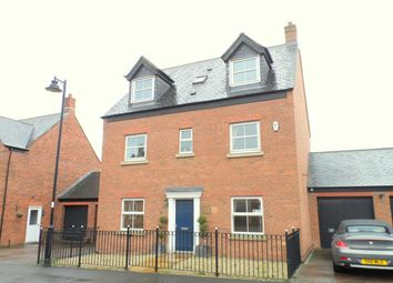 Thumbnail 6 bed detached house to rent in Barmoor Drive, Gosforth, Newcastle Upon Tyne