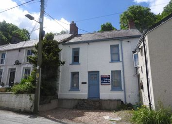 Thumbnail 2 bed cottage for sale in Abercych, Boncath