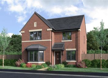 "Thumbnail 4 bed detached house for sale in ""The Mitford"" at Lingdale Avenue, Sunderland"