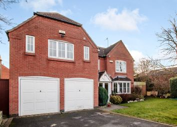 Thumbnail 7 bed detached house for sale in Bars Hill, Costock, Loughborough