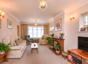 Thumbnail 3 bed detached house for sale in Riding Hill, Sanderstead, South Croydon