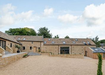 Thumbnail 7 bed detached house for sale in Bull Brigg Lane, Whitwell, Oakham