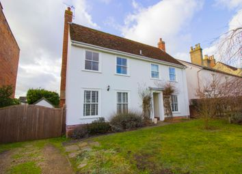 Thumbnail 4 bedroom detached house to rent in The Green, Long Melford, Sudbury, Suffolk