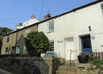 Thumbnail 2 bed terraced house for sale in Lower Chywoone Hill, Newlyn, Penzance, Cornwall.