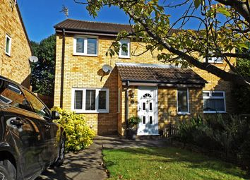 Thumbnail 3 bedroom semi-detached house for sale in Beverstone, Orton Brimbles, Peterborough