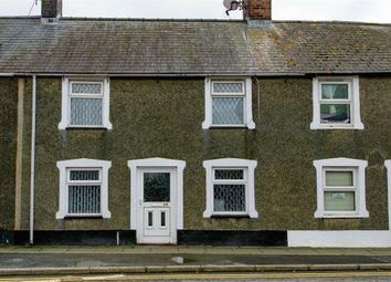 Thumbnail 3 bed terraced house for sale in Maengwyn Street, Tywyn, Gwynedd