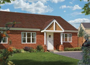 "Thumbnail 2 bedroom bungalow for sale in ""The Bower"" at Townsend Road, Shrivenham, Swindon"