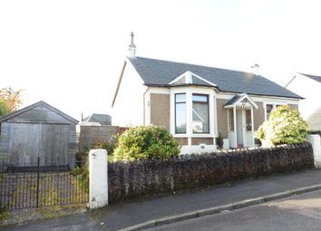 Thumbnail 2 bed detached bungalow for sale in 79 Mary Street, Dunoon