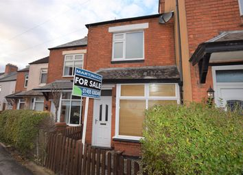 Thumbnail 2 bed terraced house for sale in Factory Road, Hinckley