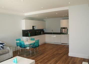 Thumbnail 2 bed flat to rent in Knaresborough Drive, London