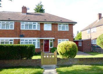 Thumbnail 2 bedroom maisonette for sale in Garrison Lane, Chessington