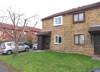 Thumbnail 2 bed semi-detached house to rent in Dumaine Avenue, Stoke Gifford, Bristol